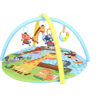 Biba Toys Speelkleed - Jungle Rond
