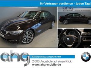 BMW 430 i Cabrio Luxury Line Innovationsp. Navi Prof. Aut.