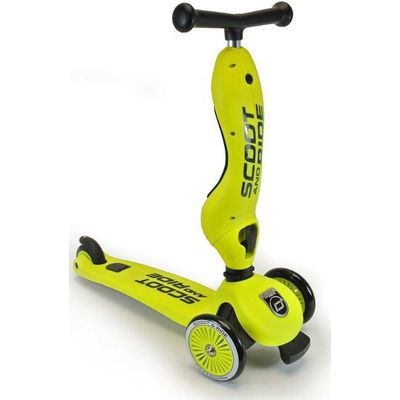 Scoot and Ride Step/Loopfiets - Lime