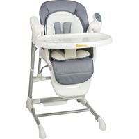 Baninni High Chair En Swing Ugo - Gray