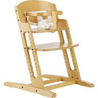 BabyDan High Chair - White Wash