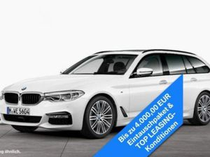 BMW 520 d Touring EURO6 Sportpaket Head-Up HiFi DAB Aktivl