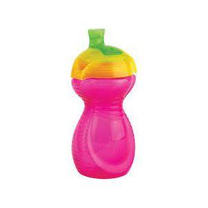 Munchkin Click Lock Spill Proof Cup (296ml) - Roze