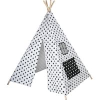 Baninni Speeltent Tende - Black/White