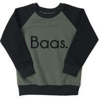 KMDB Sweater Maat 80 Echo - Baas