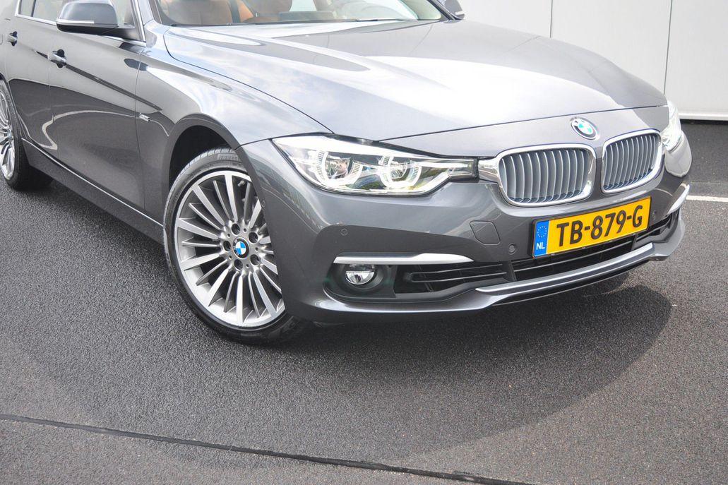BMW 3 Serie 318i Sedan Luxury Purity Edition Aut.