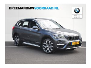 BMW X1 sDrive20i High Executive Orange Edition