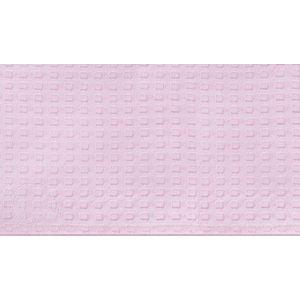 Laken 120x150cm Waffle pink