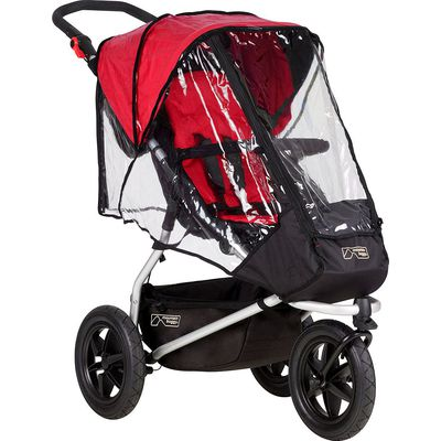 Mountain Buggy Urban Jungle met regenhoes (=optie)
