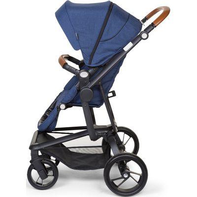 Childwheels Urbanista 2-in-1 Canvas Kinderwagen - Blauw