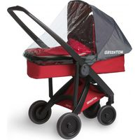 Raincover Reversible & Carrycot