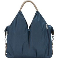 Verzorgingstas Green Label Neckline Bag Spin Dye Blue Melange - Lässig