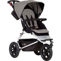 Mountain Buggy Urban Jungle - Silver