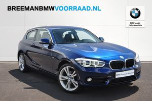 BMW 1 Serie 118i 3drs. High Executive Sport Line