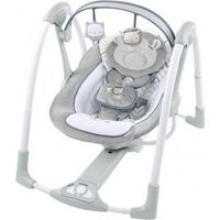 Bright Starts Ingenuity Power Adapt Portable Swing - Braden