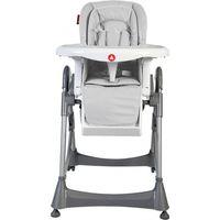 Topmark Kinderstoel Jaden DeLuxe - Silver