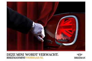 MINI Cooper 3-deurs First Born Edition