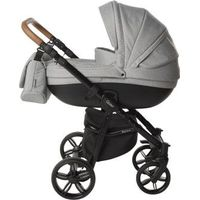Quax Kinderwagen Avenue - Chevron Grey