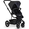 Easywalker Harvey² Wandelwagen - Night Black / Black Frame