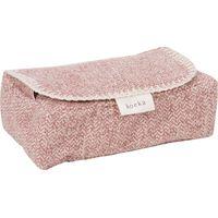 Koeka Hoes voor Babydoekjes Vigo - Old Pink