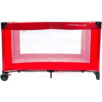 X-Adventure Campingbed Luxe - Red