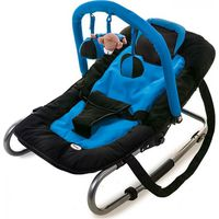 Baninni Wipstoeltje Relax Classic - Black/Blue