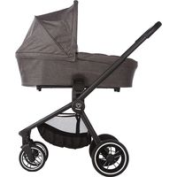 Pericles Kinderwagen Crios - Lava Grey