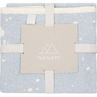 Nanami Ledikantdeken 100x150cm - Ijsschots
