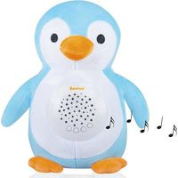 Baninni Projector Lamp Penguin - Blue