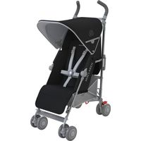 Maclaren Buggy Quest - Black / Silver
