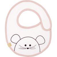 Lässig Slabbetje Waterproof Small - Little Chums Mouse