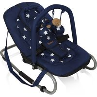 Baninni Wipstoeltje Relax Classic - Blue Star