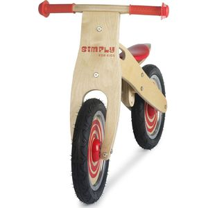 Simply for Kids Loopfiets - Rood