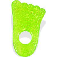 Munchkin Fun Ice Bijtspeelgoed Voetje Lime