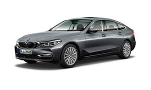 BMW 630i Gran Turismo Luxury Line