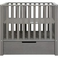 Bopita Box Pure Wood - Grey Wash