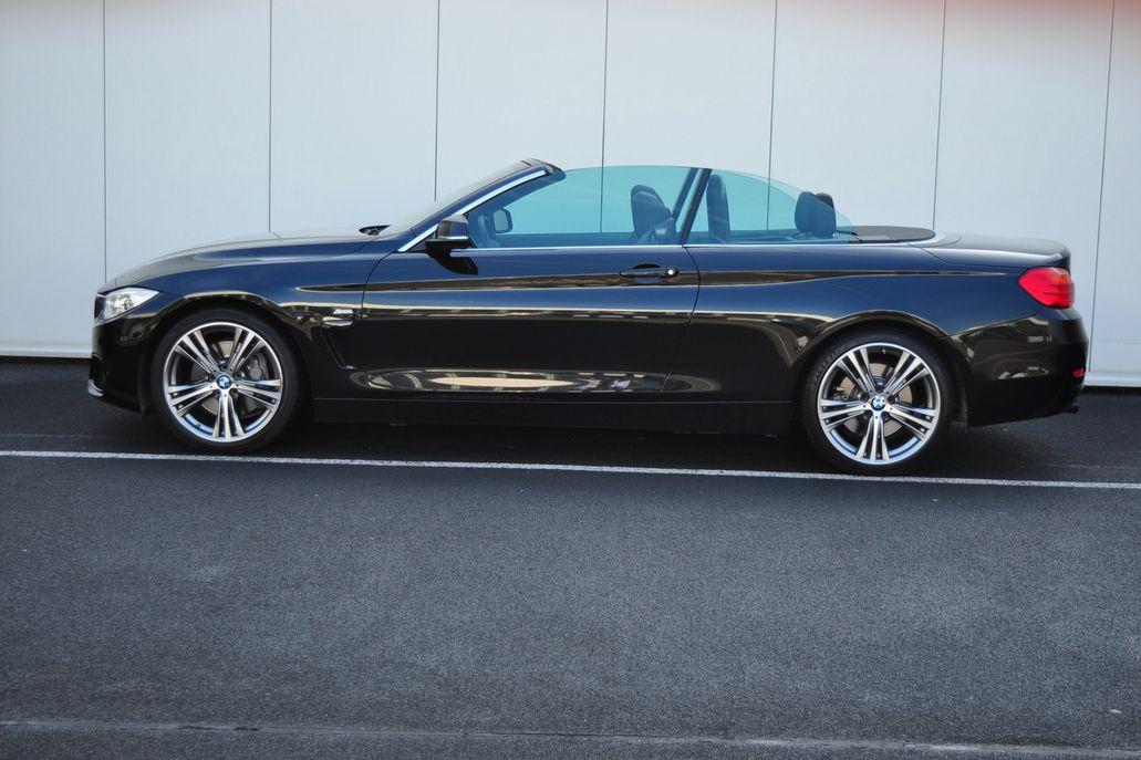 BMW 4 Serie 440i Cabrio High Executive Sport Line Aut