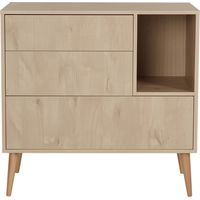 Quax Commode 3 Laden Cocoon - Natural Oak