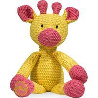 Jollein Knuffel Chunky Knit Yellow