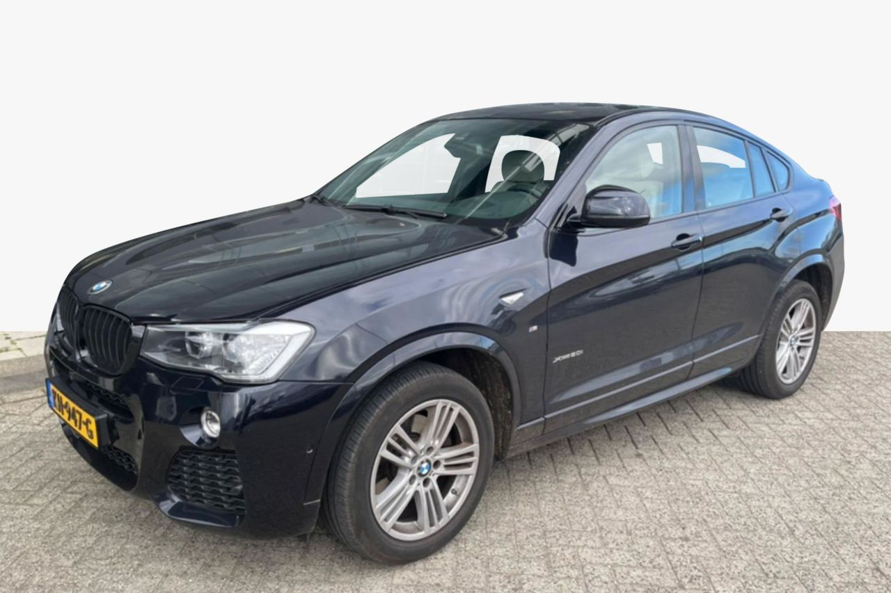 BMW X4 xDrive20i High Executive M Sport