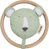 Trixie Houten Ringrammelaar - Mr. Polar Bear