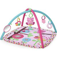Bright Starts Pink Charming Chirps Activity Gym Speelkleed