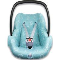 Briljant Baby Autostoelhoes Groep 1+ - Nijntje Smile Light Ocean