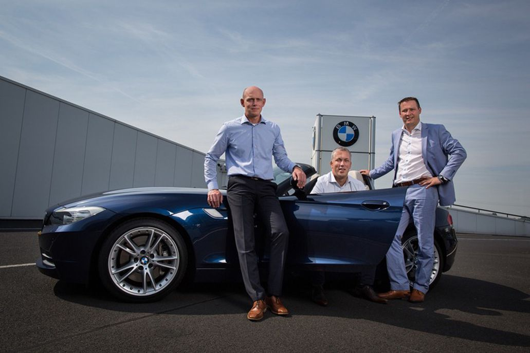 BMW 2 Serie 230i Cabrio High Executive M Sport Aut.