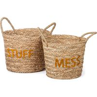 Kidsdepot Mand - Messy Stuff Set Okergeel