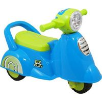 Loopscooter Blauw - Babymix