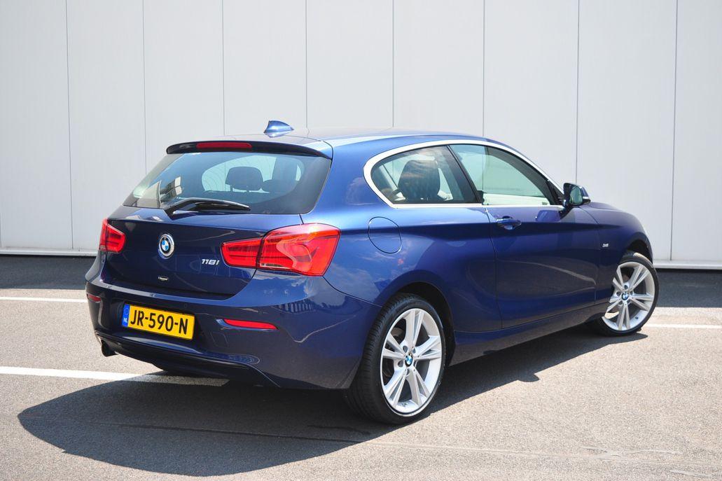 BMW 1 Serie 118i High Executive Sport Line