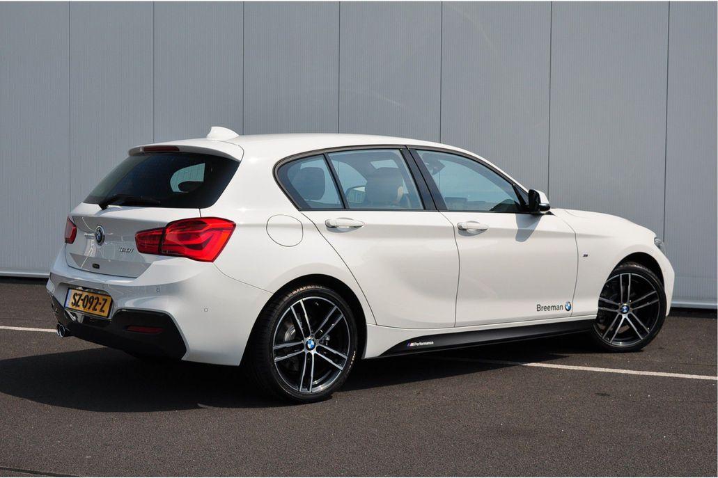 BMW 1 Serie 120i Editon M Sport Shadow High Executive