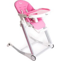 Bo Jungle B-High Chair - Pink