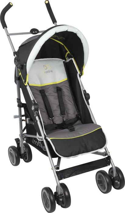 Renolux Arizona Multi Buggy - Grijs Lime